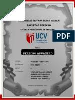 Derecho Aduanero 2017