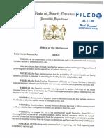 McMaster Executive Order