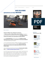 The Hybrid Quadruped Spinal Rotation Mobility Drill