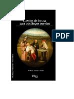 Cuentos de Locura Para Psicologos Cuerdos Pedro f Vazquez