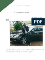 Book Microsoft Word Version