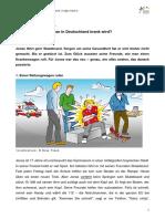 Gesundheitssystem Was Passiert Wenn Man in Deutschland Krank Wird1