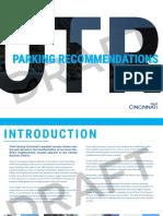 OTR Parking Recommendations