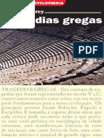 Tragedias Gregas (Pascal Thiercy)