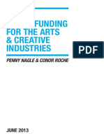 Equity Crowdfunding for the Arts June 2013