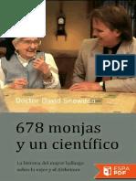 678 monjas y un cientifico - David Snowdon.pdf