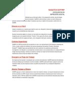 Wasatch Softrip Especificaciones