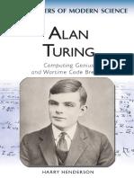 Alan Turing computing genius and wartime code breaker - Henderson.pdf