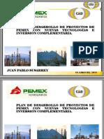 Presentación Pemex vs Petrobras