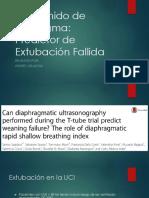 Ultrasonido de Diafragma