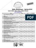SP18 ARC All Workshop Schedules Accessible Version (2)