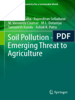 (Environmental Chemistry for a Sustainable World 10) Jayanta K. Saha_ Rajendiran Selladurai_ M. Vassanda Coumar_ M.L. Dotaniya_ Samaresh Kundu_ Ashok K. Patra (Auth.)-Soil Pollution - An Emerging Thre