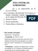 Diapositivas Derecho penal especial II