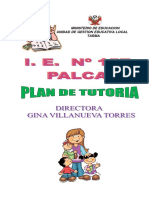 Plan de Tutoria 2017
