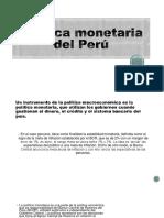 Política monetaria del Perú.pptx