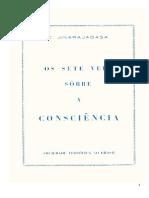 Jinarajadasa, C - Os Sete Véus sore a Consciência.pdf