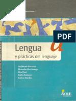 Practicas Del Lenguaje I. AIQUE