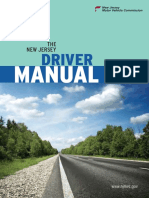 NJ Driver Manual 2016
