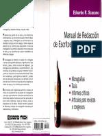 Manual de Redaccion de Escritos de Investigacion2