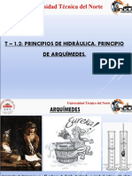 t 1-2 Principios de Hidraulica-principio Arquimedes