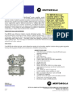 Motorola Mb100 Users Manual 272159