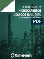 Libro Industria Hidrocarburos Líquidos Perú