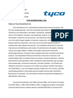 Tyco Corporate Scandal of 2002