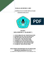 Askep Pasien Dengan DM Home Care
