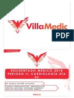 CARDIOLOGIA 2 VILLAMEDIC