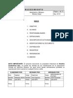 P-DMH-08 Aislación y Bloqueo Rev 01
