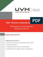 Sesion I_Presentacion Visual