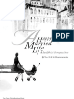 A Happy Married Life_A Buddhist Perspective