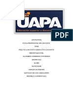 Práctica 2 de Ética Profesional Del Docente