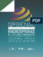 Agenda Bienal Internacional de Radio