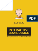 Interactive Email Design_Ebook