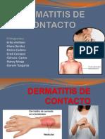 Dermatitis de Contacto 1