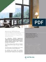 Platinum Awning Windows