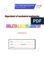 Ansys Manual Final