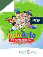 INCLUARTE 20 Herramientas Para Vivir La Inclusion