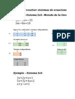 Algoritmo SEL (a.L)