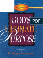 God's Ultimate Purpose_ an Expo - D. Martyn Lloyd-Jones