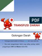 Ppt Transfusi Darah Ppt