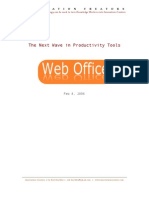 Web2 Productivity