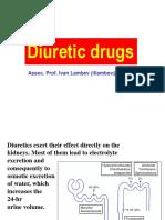 Diuretics in Eng