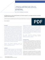 Urgencias Psiquatricas en Hospital General