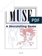 Muse a Storytelling Game (Free Edition)