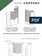 Manual UNICO 2014