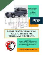 Libro Terminado 2001 Dodge Grand Caravan