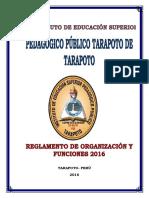 Rof Tarapoto 2016
