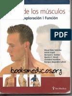 El Libro de Los Musculos